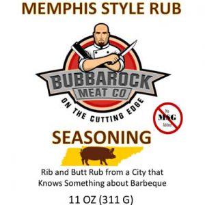Memphis Style Rub