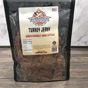 Turkey Jerky – Southwest BBQ